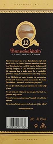 Bunnahabhain12JahreIslay SingleMaltScotch Whisky(1 x 0.7 l) - 5