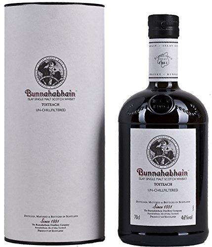 Bunnahabhain Toiteach Islay Whisky Geschenkverpackung