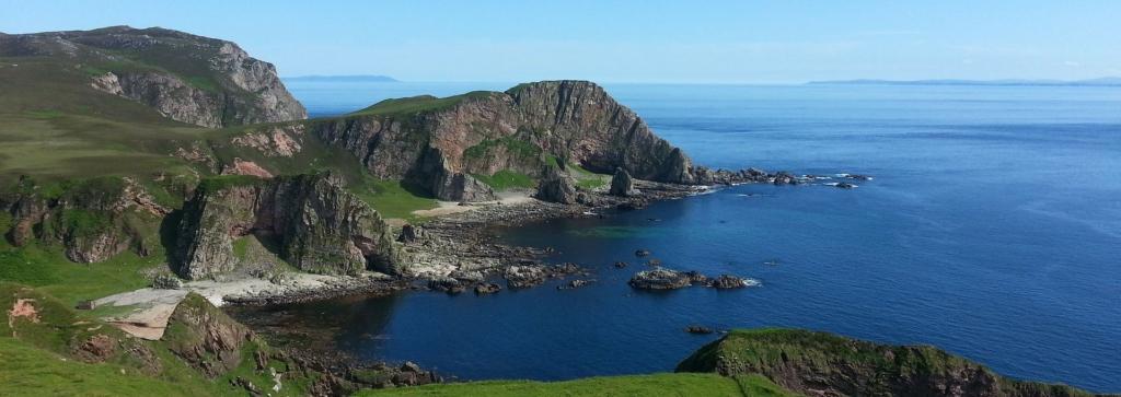 Insel Islay in Schottland - Bekannt für große Whiskys