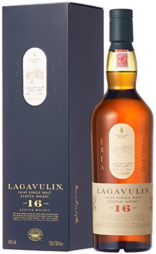 Lagavulin 16 Jahre Islay Single Malt Whisky (1 x 0.7 l) - 2